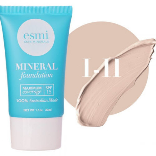 esmi Mineral Foundation (various shades)