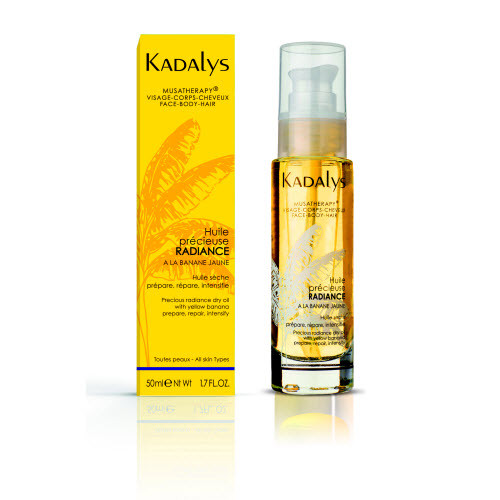 Kadalys Precious Oil Radiance with Yellow Banana