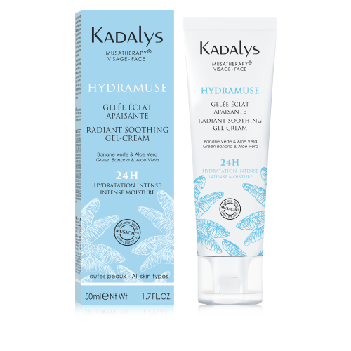 Kadalys Hydramuse Radiant Soothing Gel 50ml Green Banana