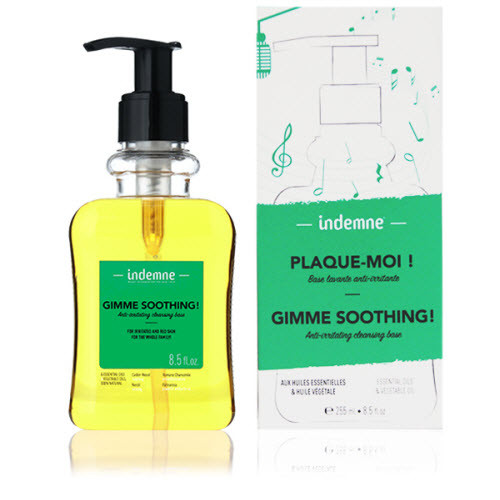 indemne Gimme Soothing Cleanser