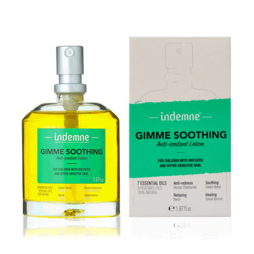 indemne Gimme Soothing Children's Lotion