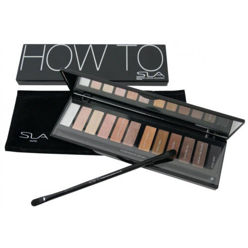 SLA How To  Eye Palette