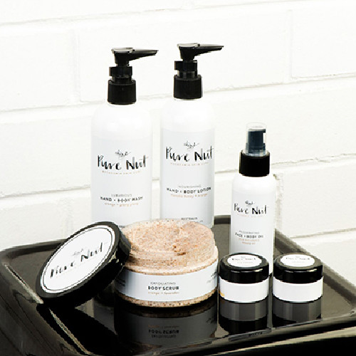 Pure Nut Pamper Pack