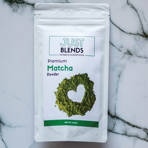 Just Blends Premium Matcha Powder