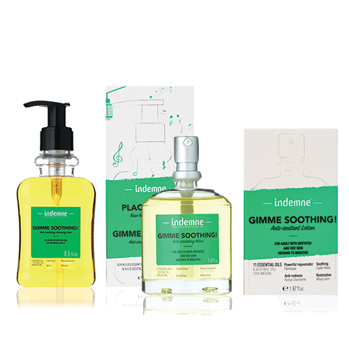 Indemne Gimme Soothing Bundle