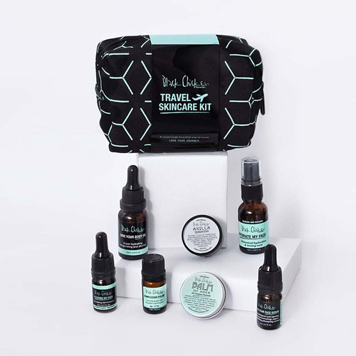 Black Chicken Remedies Travel Skincare Kit