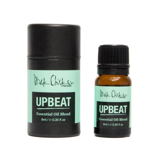 Black Chicken Remedies Essential Oil Blend - Upbeat