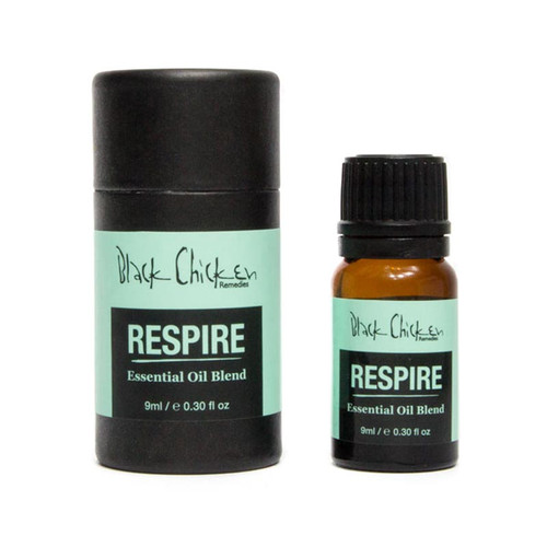 Black Chicken Remedies Essential Oil Blend - Respire