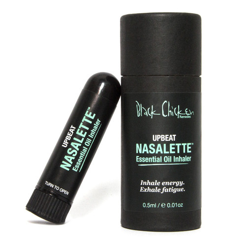 Black Chicken Remedies Nasalette Essential Oil Inhaler - Upbeat