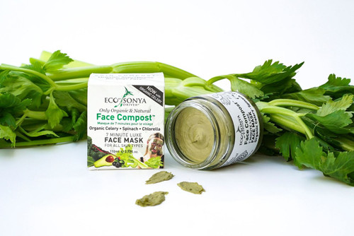 Eco by Sonya Driver Face Compost Mask NEW larger 110ml size!