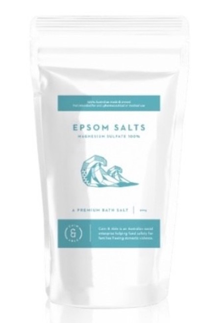 Caim & Able Pure Magnesium Epsom Salts