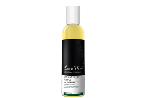 Less Is More Aloe Mint Volume Shampoo 200ml