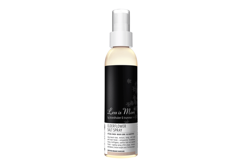 Less Is More Elderflower Salt Spray 150ml