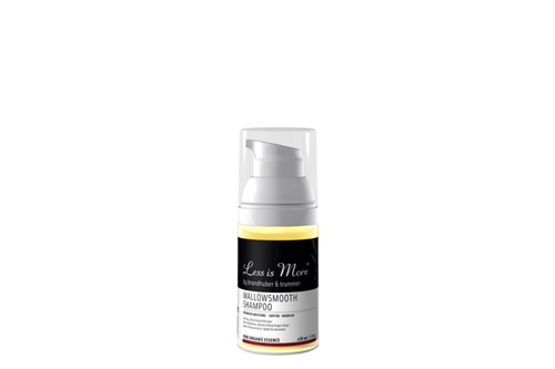 Less Is More Mallowsmooth Shampoo Travel Size 30ml
