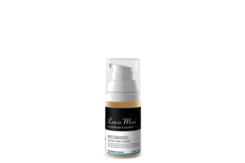 Less Is More Mascobadgel Travel Size 30ml