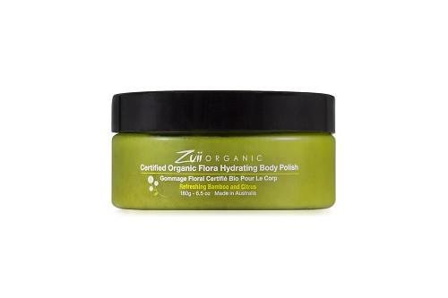 Zuii Certified Organic Flora Hydrating Body Polish