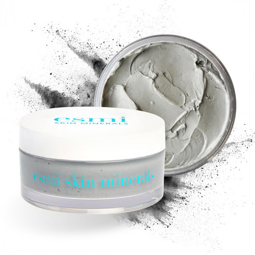 esmi Soft Skin Refining Charcoal Clay Booster Mask 150ml + FREE Mask Mitt Worth $25
