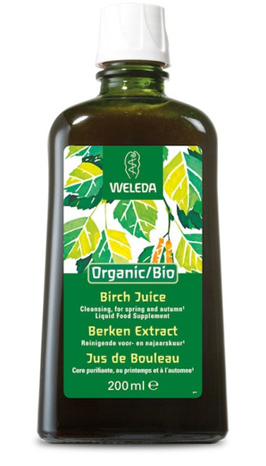 Weleda  Organic Birch Juice