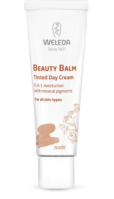 Weleda Beauty Balm Tinted Day Cream (various colours)