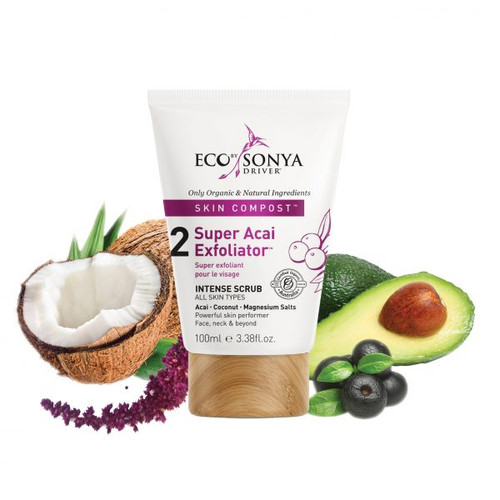 Eco by Sonya Driver Super Acai Scrub