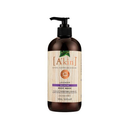 A'kin Lavender Body Wash