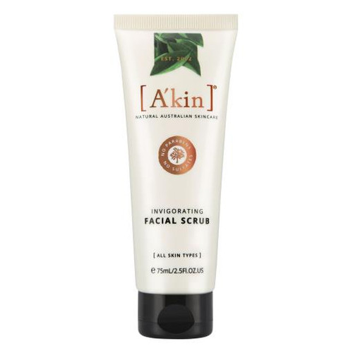 A'kin Invigorating Facial Scrub
