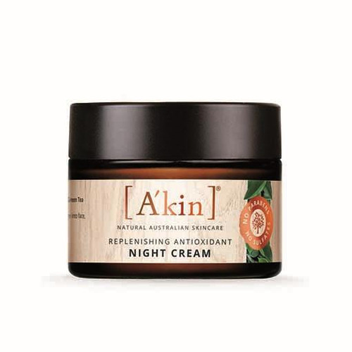 A'kin Replenishing Antioxidant Night Cream