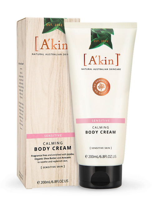 A'kin Calming Body Cream