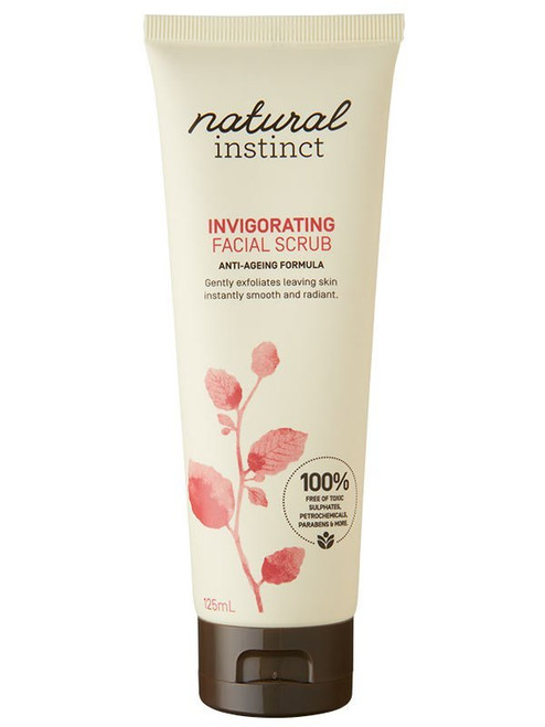 Natural Instinct Invigorating Facial Scrub