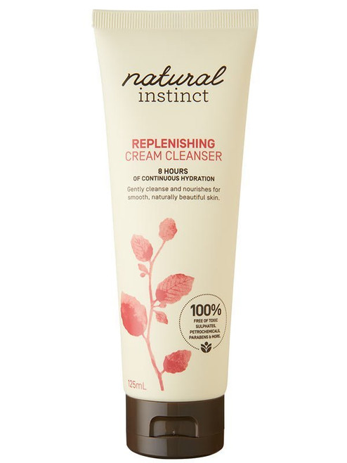 Natural Instinct Replenishing Cream Cleanser