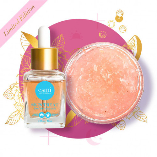 esmi Rose Oil and Mask LIMITED EDITION Pack