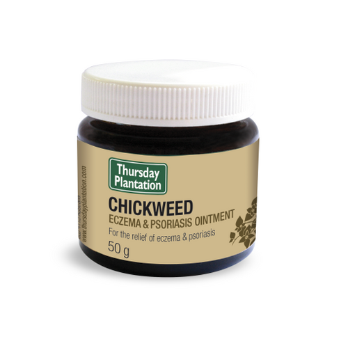 Thursday Plantation Chickweed Eczema Psoriasis Ointment
