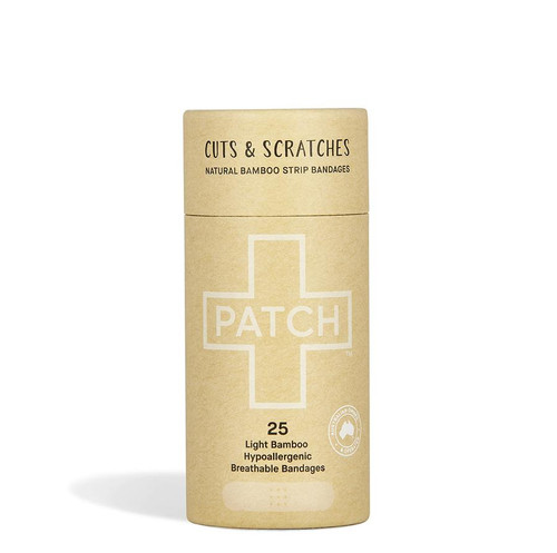 PATCH Natural Adhesive Bandages