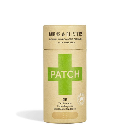PATCH Aloe Vera Adhesive Bandages