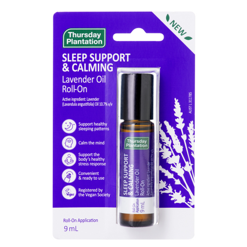 Thursday Plantation Sleep Support & Calming Roll On