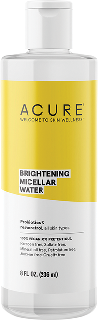 ACURE Brightening Micellar Water 236ml