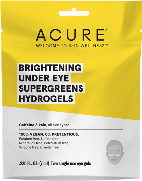 ACURE Brightening Under Eye Hydrogels 7ml