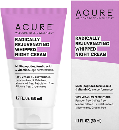 ACURE Radically Rejuvenating Whipped Night Cream
