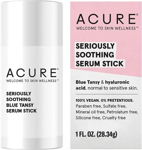 ACURE Seriously Soothing Blue Tansy Serum Stick