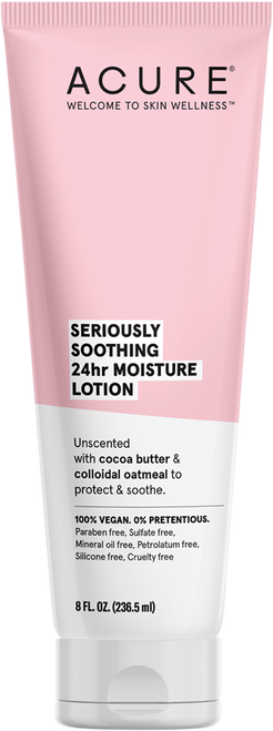 ACURE Seriously Soothing 24hr Moisture Lotion