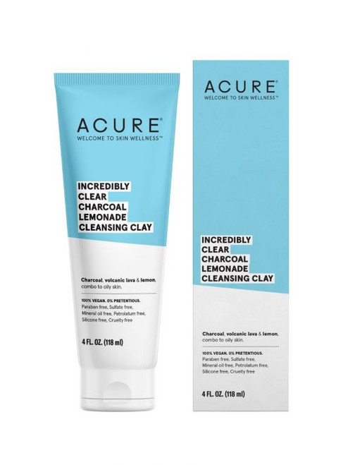 ACURE Incredibly Clear Cleansing Clay