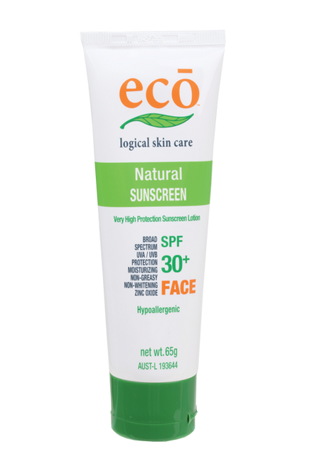 ECO Sunscreen Face Spf 30+