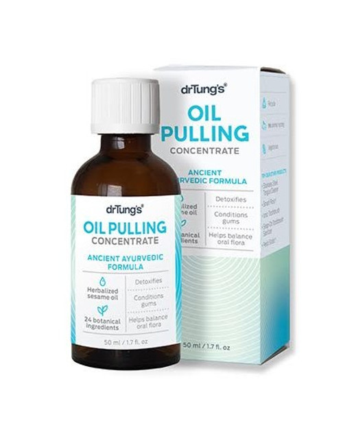 DR TUNG'S Oil Pulling Concentrate Ancient Ayurvedic Formula