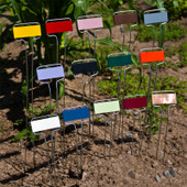 C Series Painted Garden Markers