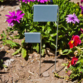 Mini D Series Aluminum Garden Markers