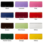 E Series Painted Garden Markers (25 pack)