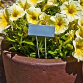 Mini E Series Aluminum Garden Markers