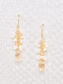 Martinique Earrings – Gold
