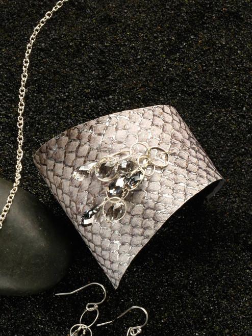 Elkington Bracelet Silver/Grey