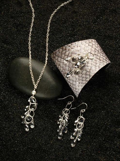 Elkington Set Silver/Grey